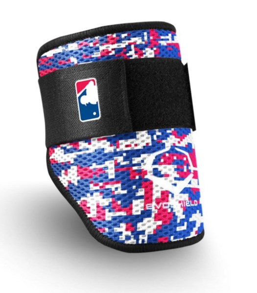 evoshield 4th of july elbow guard
