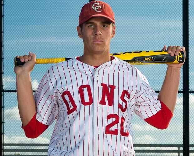 Brady Aiken Easton XL1 Best Baseball Bat