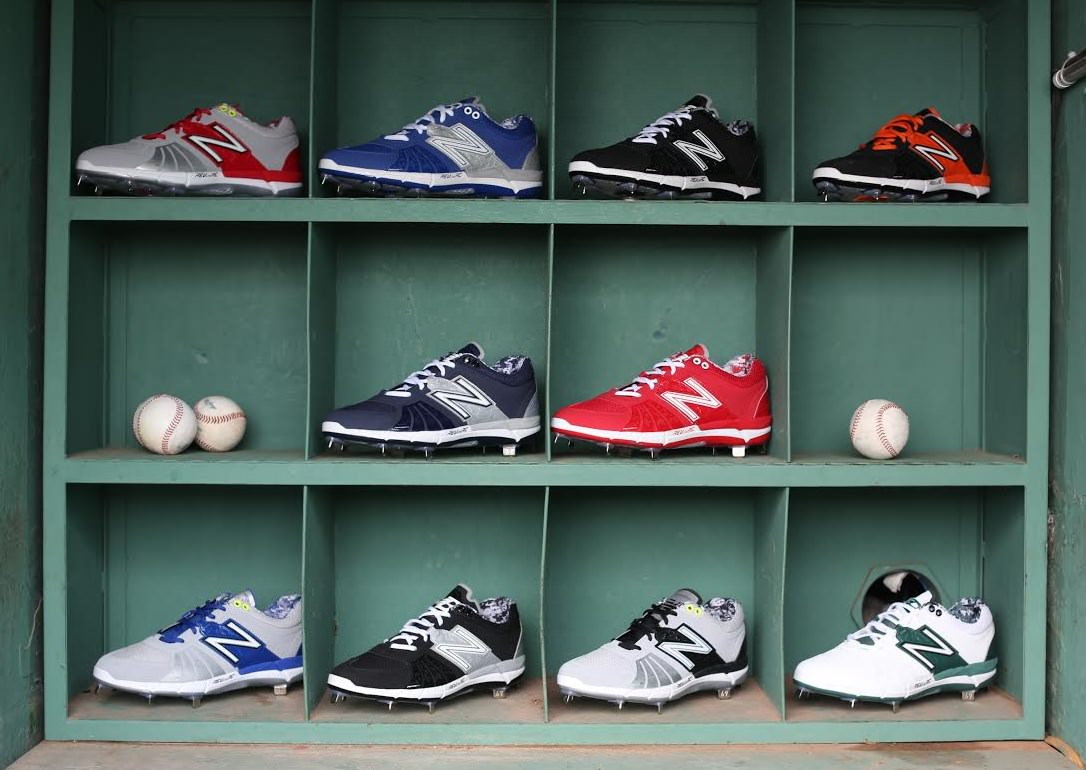 New Balance 3000v2 Cleat Colorways