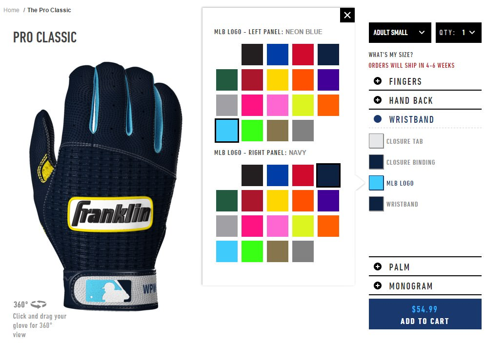 franklin custom wpw