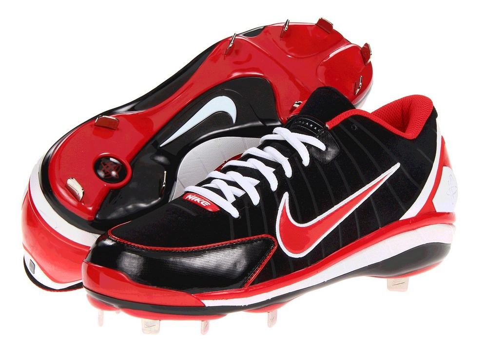 23e2531ca4fab9 What Pros Wear Andrelton Simmons  Nike Air Huarache 2K4 Cleats What ...