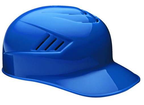 Salvador Perez' Rawlings MLB Catcher's/Base Coach Helmet