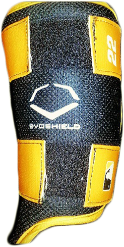 Andrew McCutchen's Evoshield Leg Guard