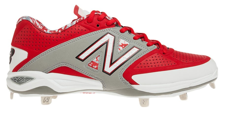 What Pros Wear Dustin Pedroia S New Balance 4040v2 Cleats What Pros Wear
