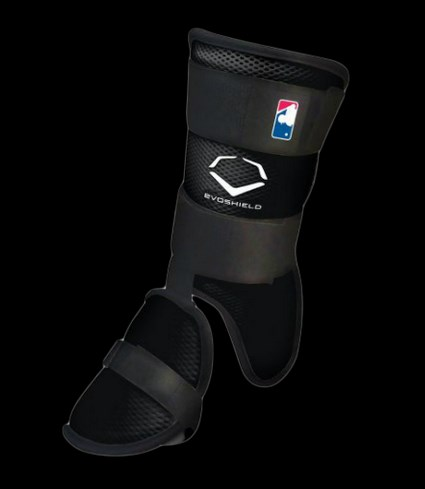 Brandon Crawford's Evoshield Leg Guard