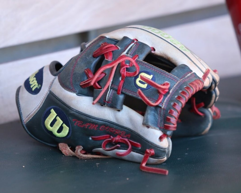 Carlos Correa Wilson A2000 1787 Glove