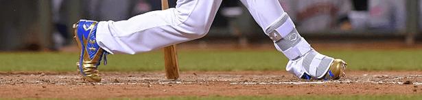 Joc Pederson Batting in the 2015 ASG