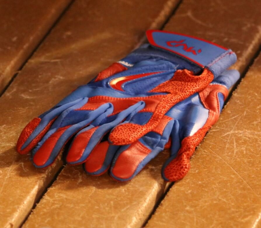 Nike Gloves Rn 56323: What Pros Wear Troy Tulowitzki's Nike MVP Elite Pro 2
