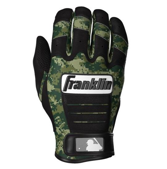 Franklin Digi Camo Batting Gloves