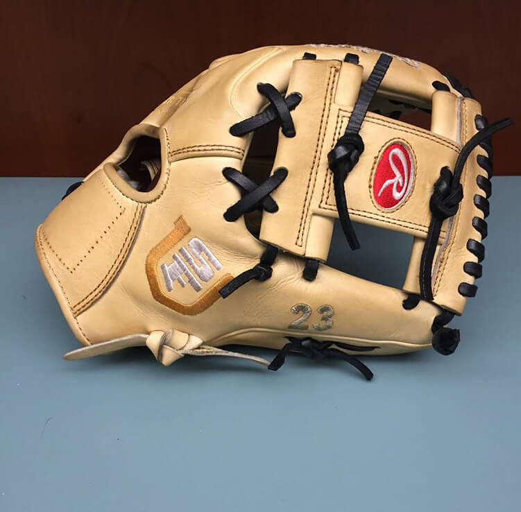 @23afs's Rawlings Glove (U. of San Francisco)