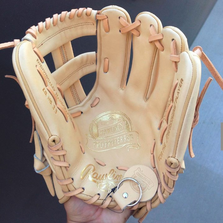 @jakegallaway's Rawlings Single Post Glove