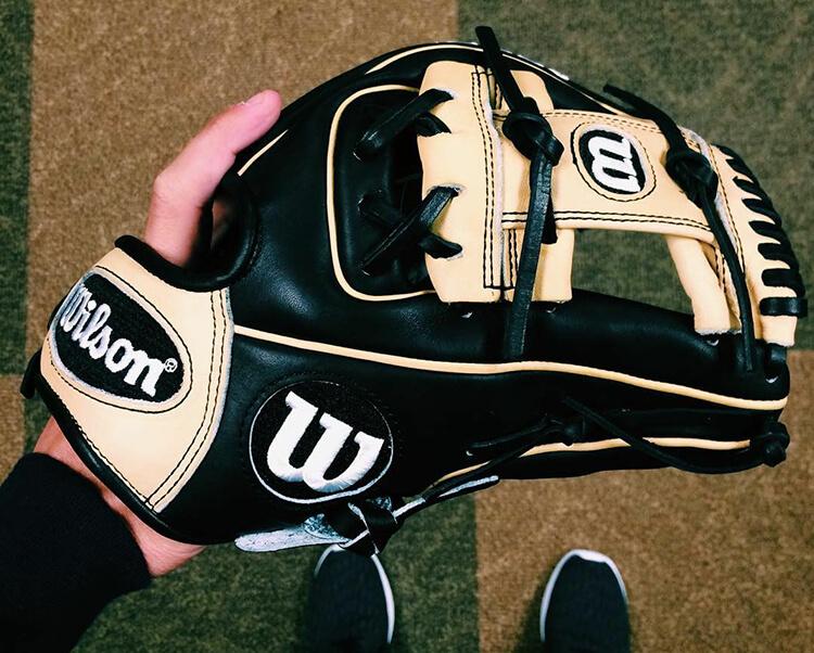 @joshbissonette's Wilson Glove (Baylor)