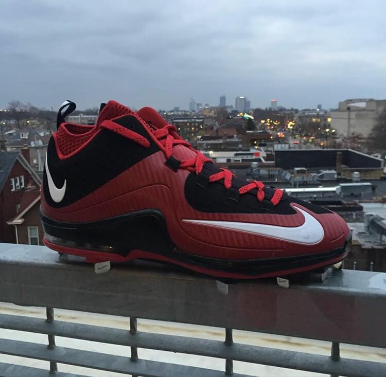 @lgdavis2's Nike Cleats
