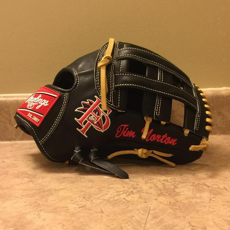 @tnorts' Rawlings Glove (Franklin Pierce)