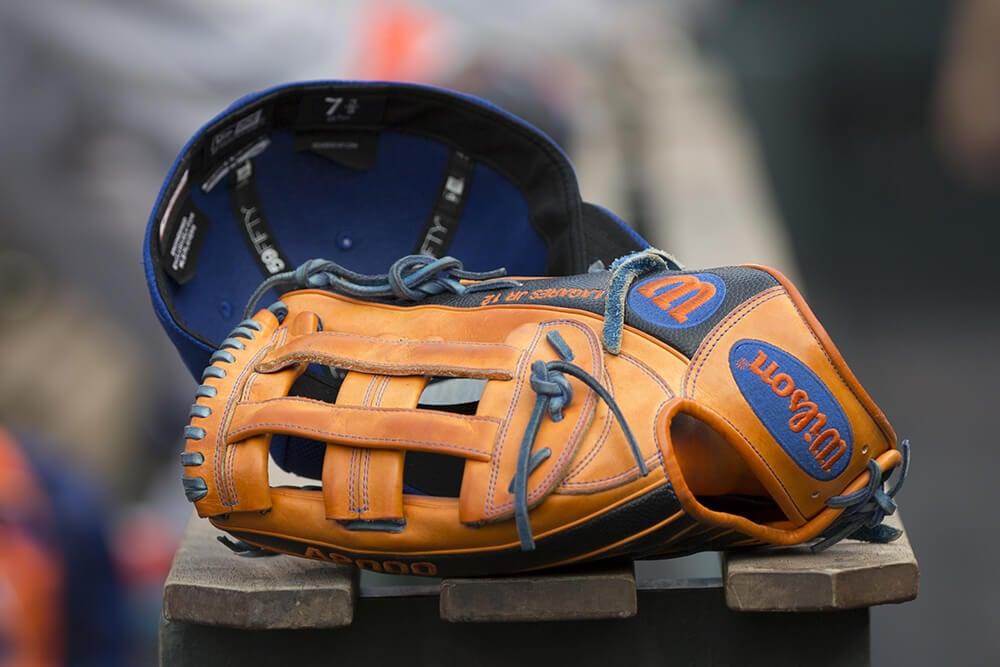 Juan Lagares' Wilson Glove