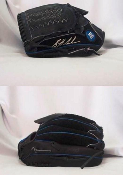 Brett Anderson's Marucci Glove 2
