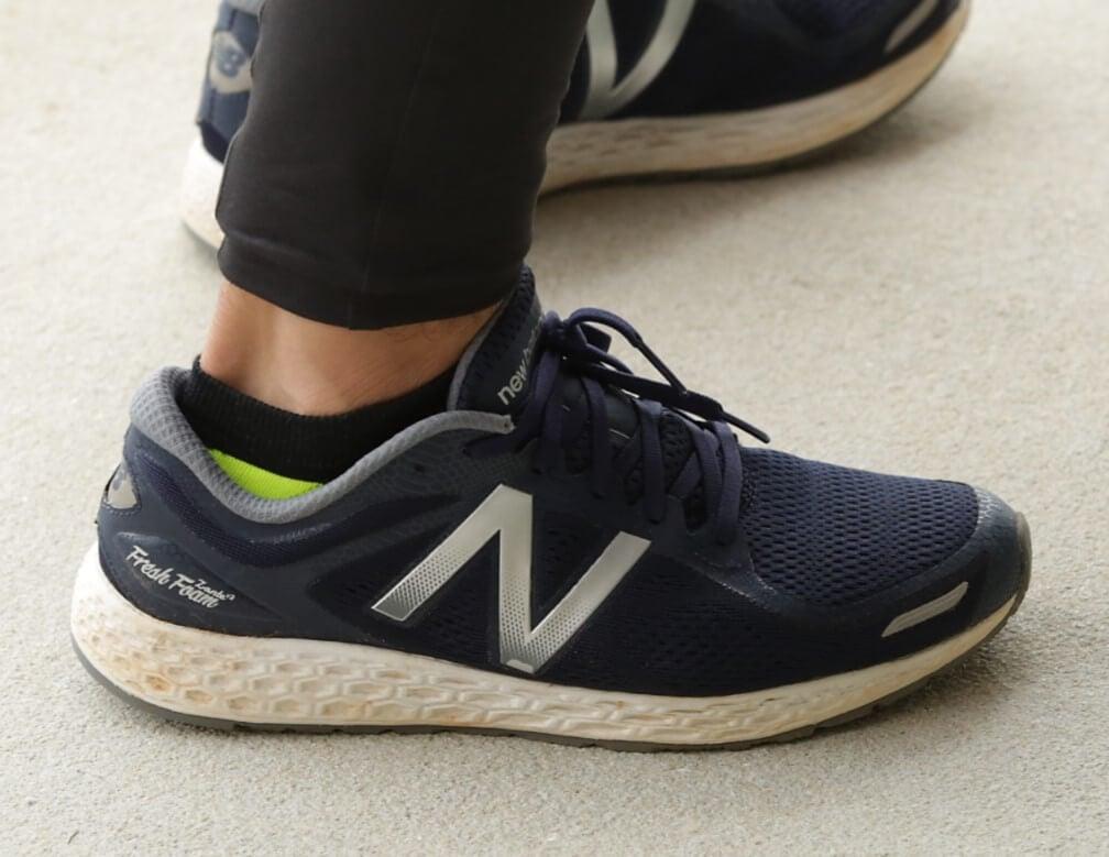 Jose Altuve's New Balance Fresh Foam Zante V2 Shoes