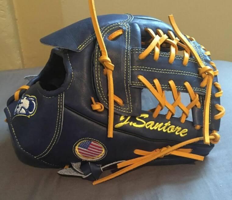 La Salle Santore's WebGemz Glove 2