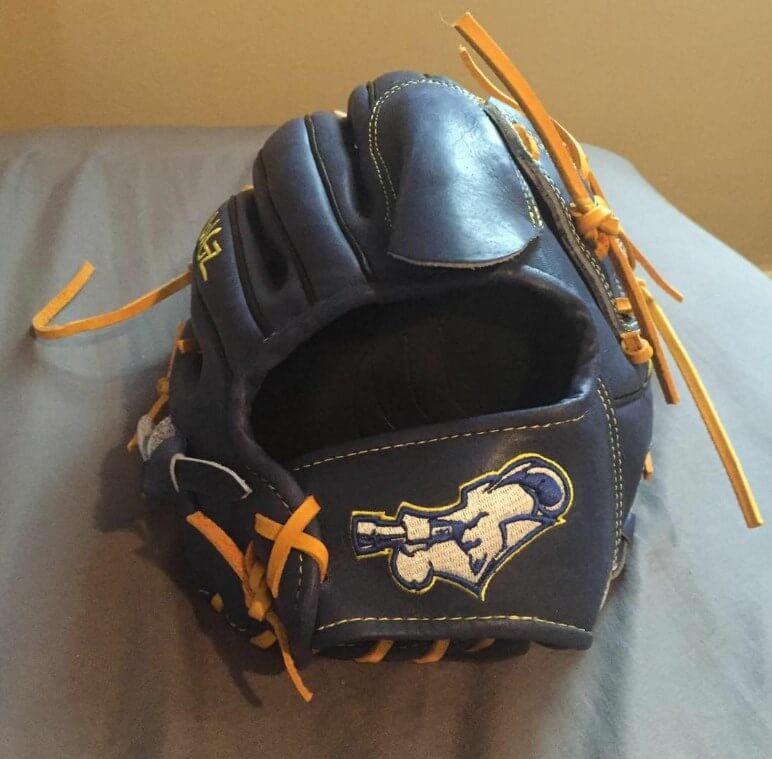 La Salle Santore's WebGemz Glove
