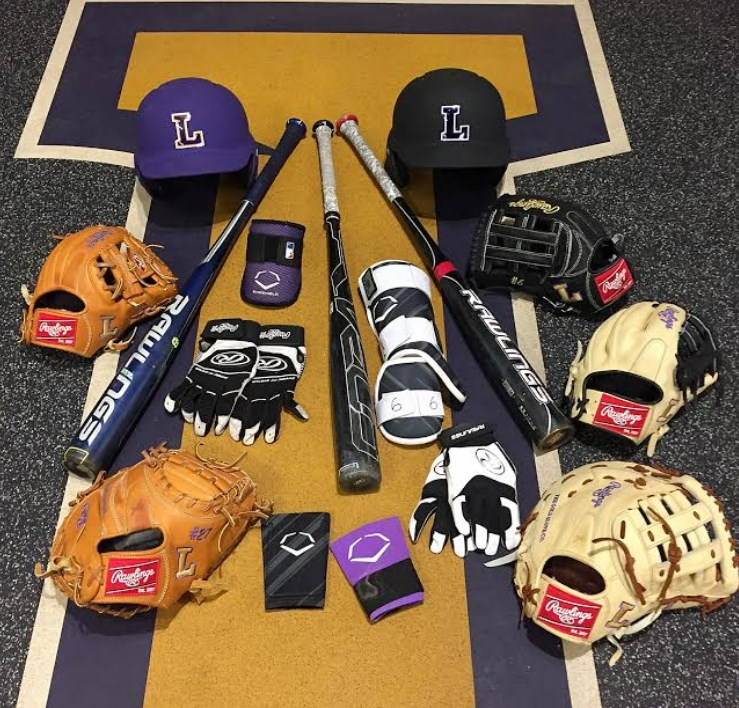 Lipscomb U Bats and Gloves