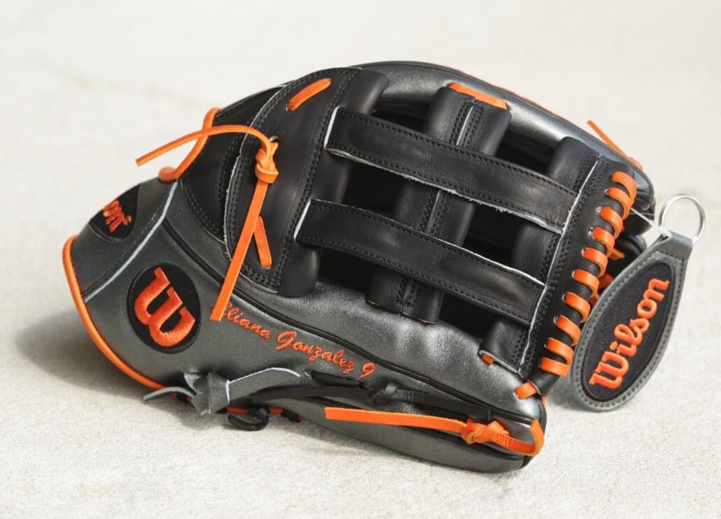 Marwin Gonzalez' Wilson A2000 DW5 Glove