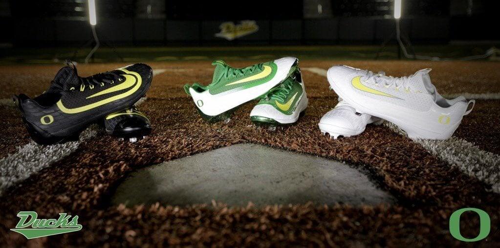Oregon Nike Cleats 2016