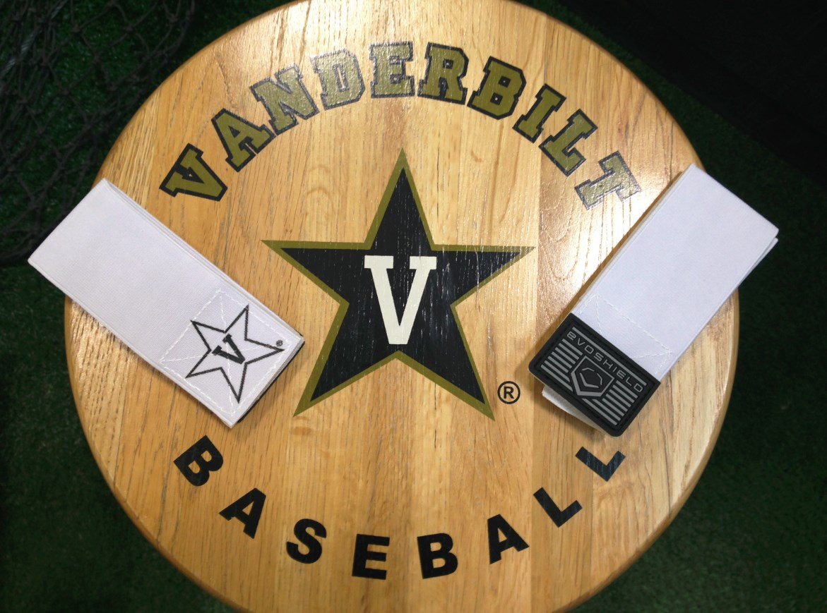 Vandy Evoshield Custom Straps