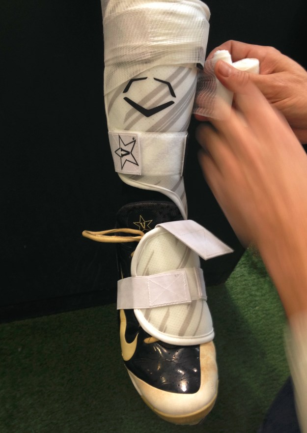 Vandy Evoshield Leg Guard