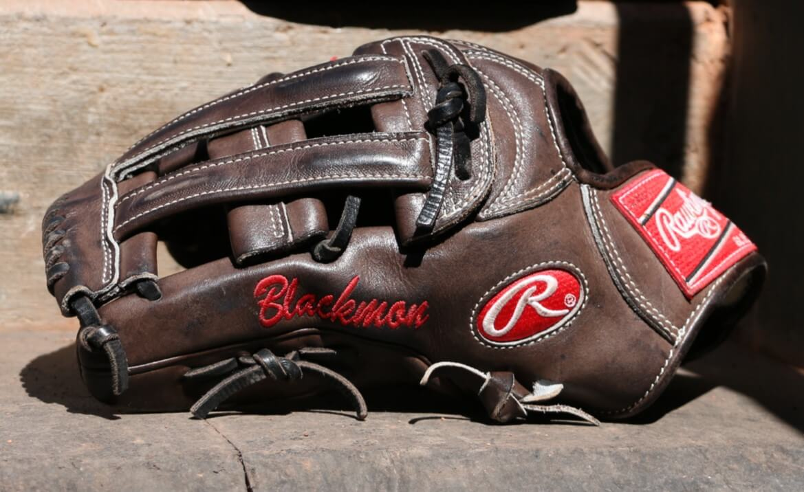 Charlie Blackmon Rawlings Glove