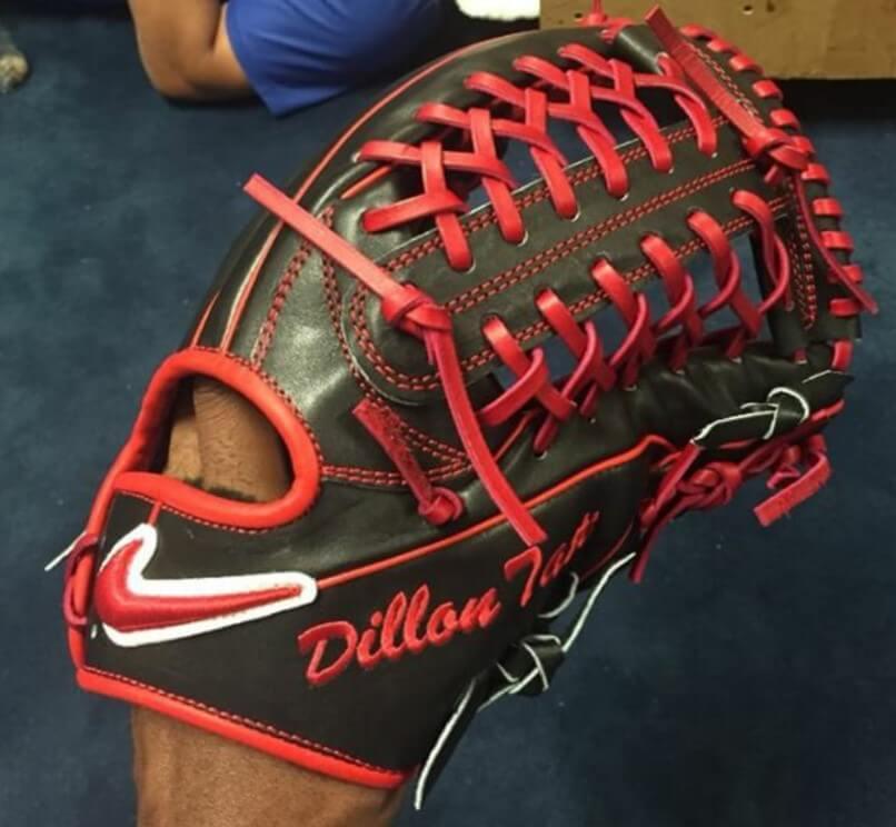 Dillon Tate Nike SHA DO Glove 2