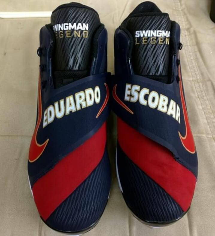 Eduardo Escobar Soto Nike Swingman Cleats