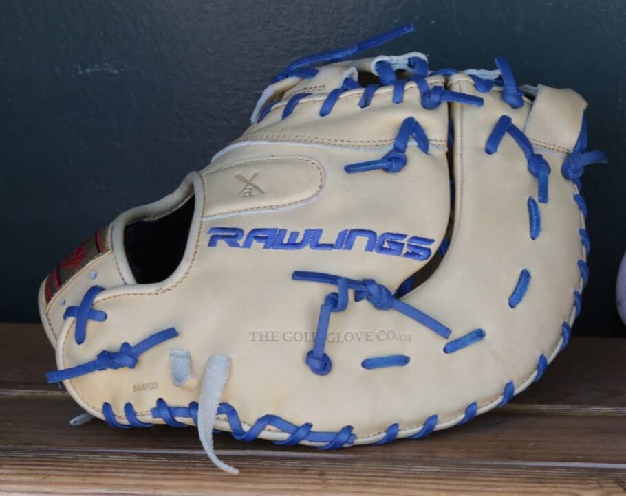Eric Hosmer Rawlings Glove 2