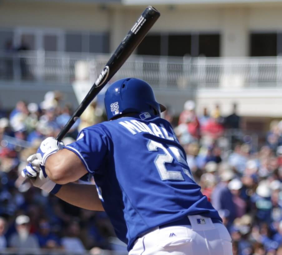 Kendrys Morales MaxBat AS12 Bat