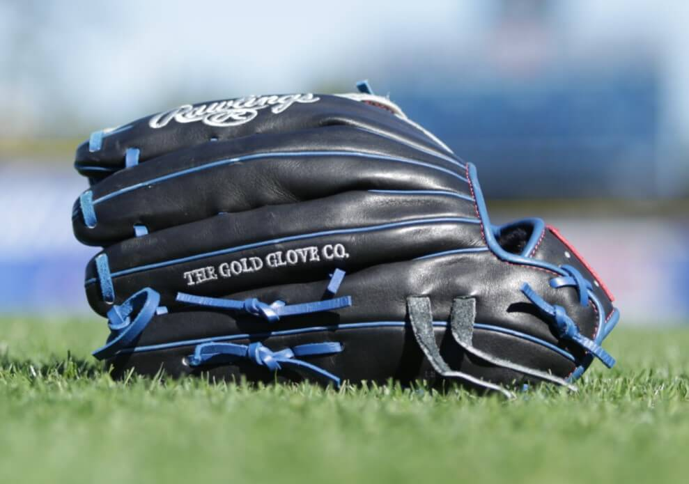 Kevin Pillar Rawlings Glove 2