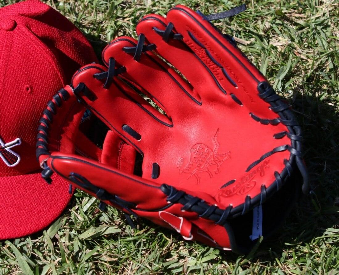 Kolten Wong Rawlings Heart of the Hide Glove