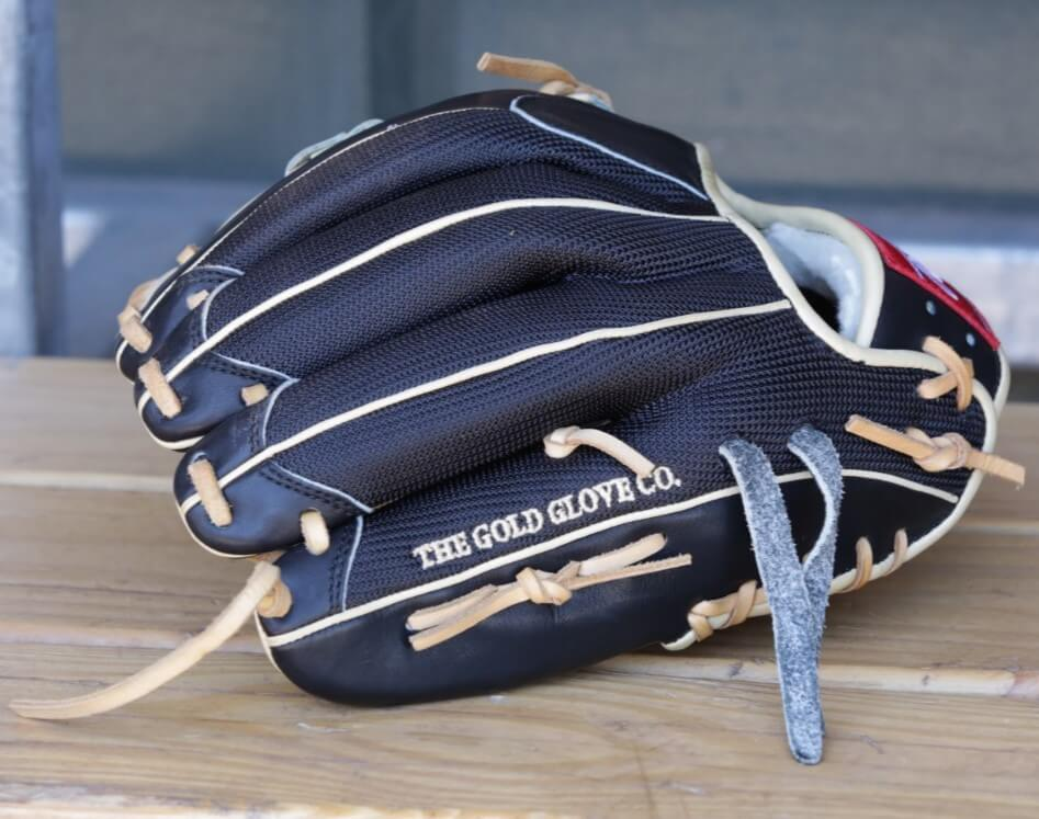 Mike Moustakas Rawlings Pro Mesh Glove