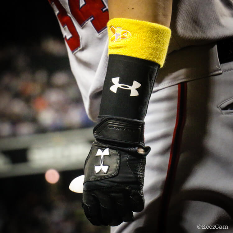under armour custom gloves