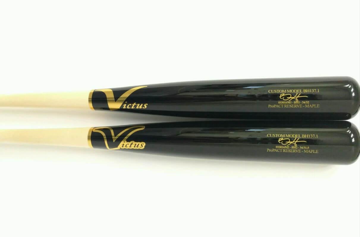 Bryce Harper Victus BH137.1 Maple Bat