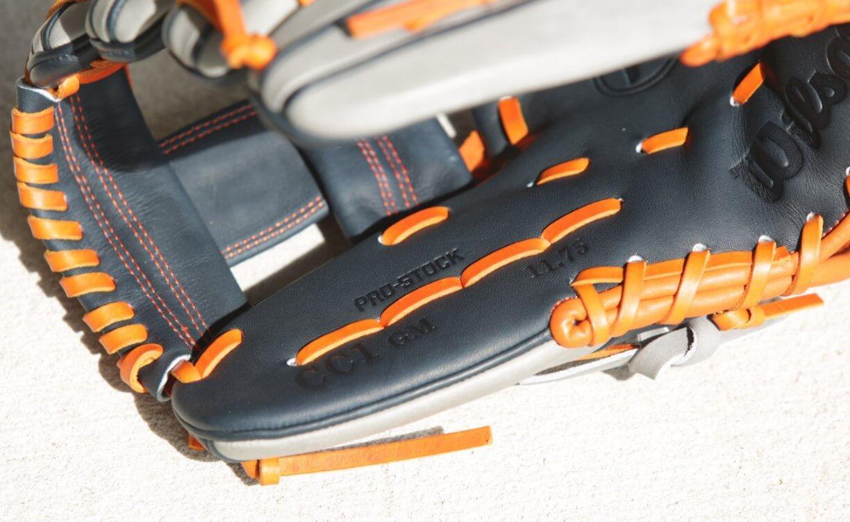Carlos Correa Wilson A2000 CC1 Glove 2