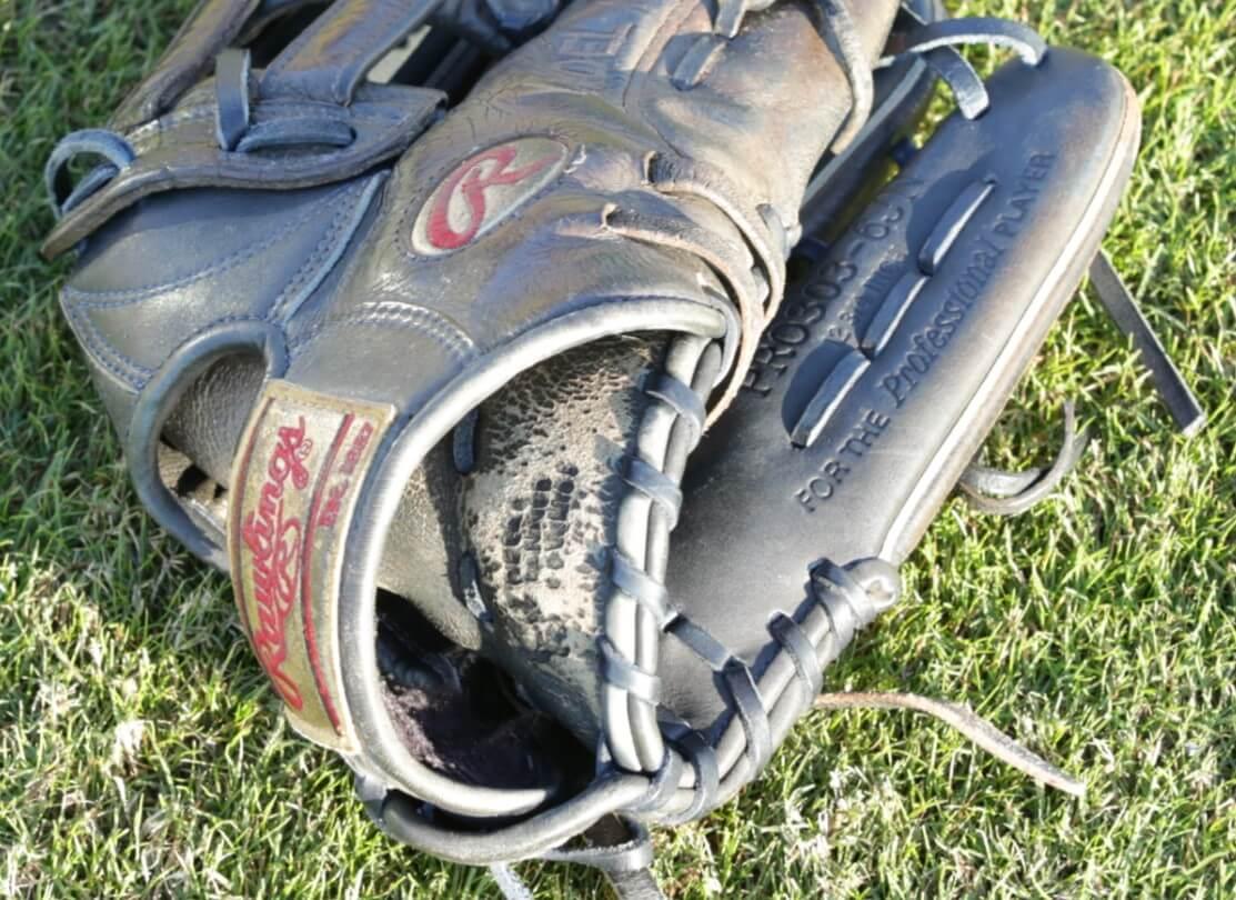 Carlos Gomez Rawlings Heart of the Hide PRO303-6JN Glove 2
