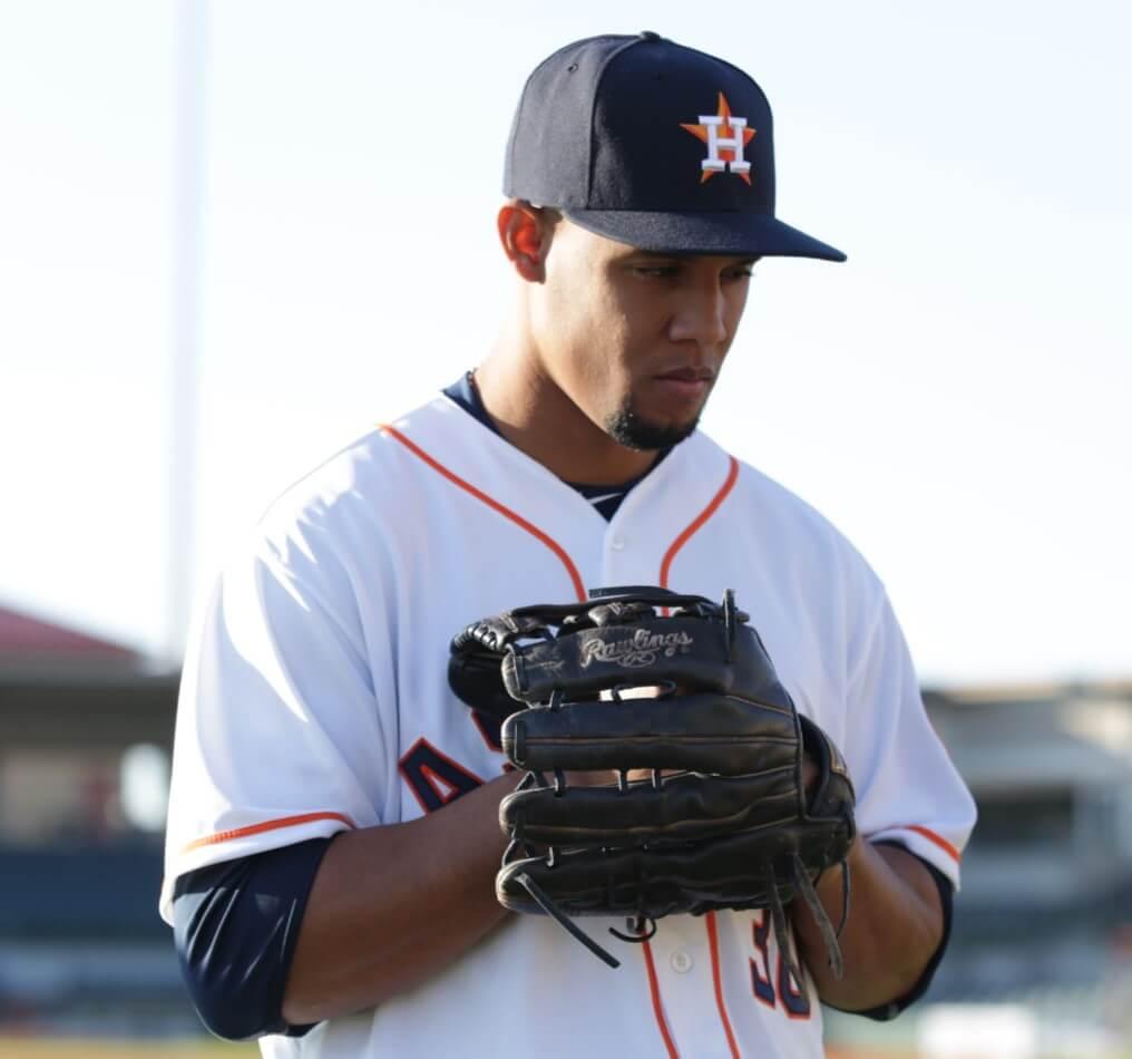 Carlos Gomez Rawlings Heart of the Hide PRO303-6JN Glove 4