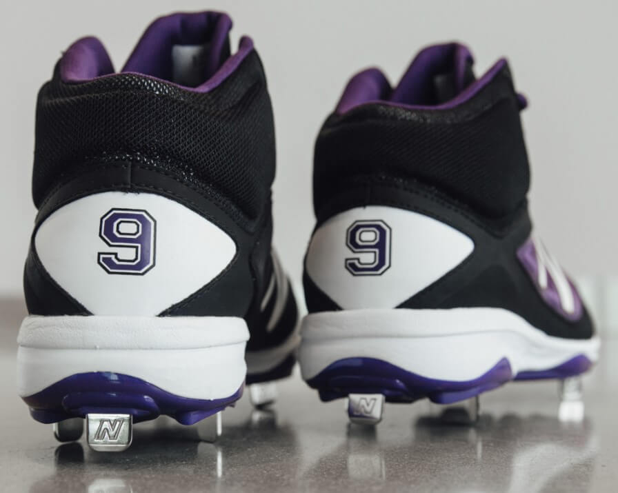 DJ LeMahieu New Balance Cleats 2