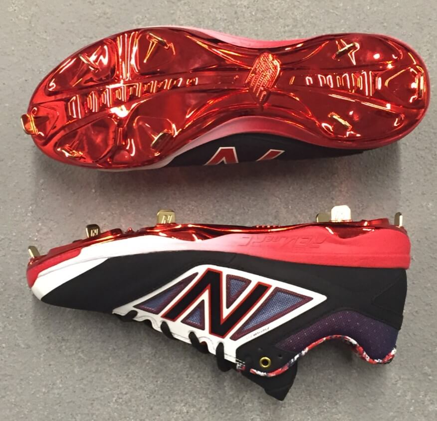 Erick Aybar New Balance 4040v3 Cleats