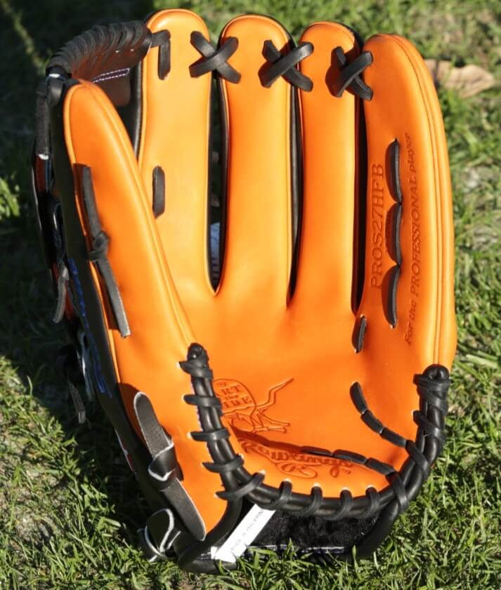 Giancarlo Stanton Rawlings Heart of the Hide PROS27HFB Glove