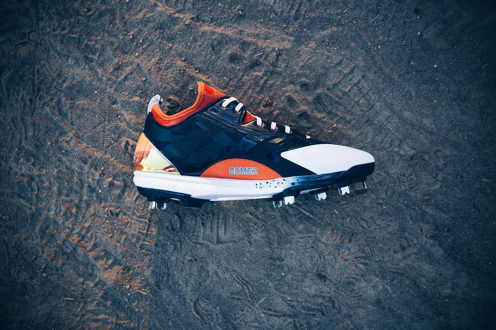 Carlos Gomez adidas Cleats 4