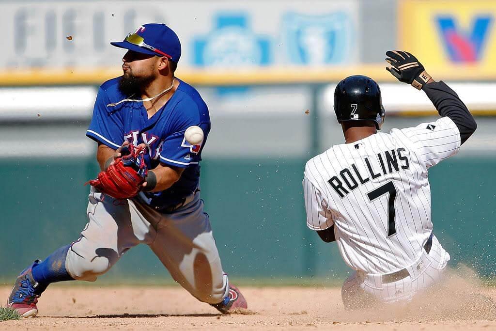 Jimmy Rollins Warstic Batting Gloves