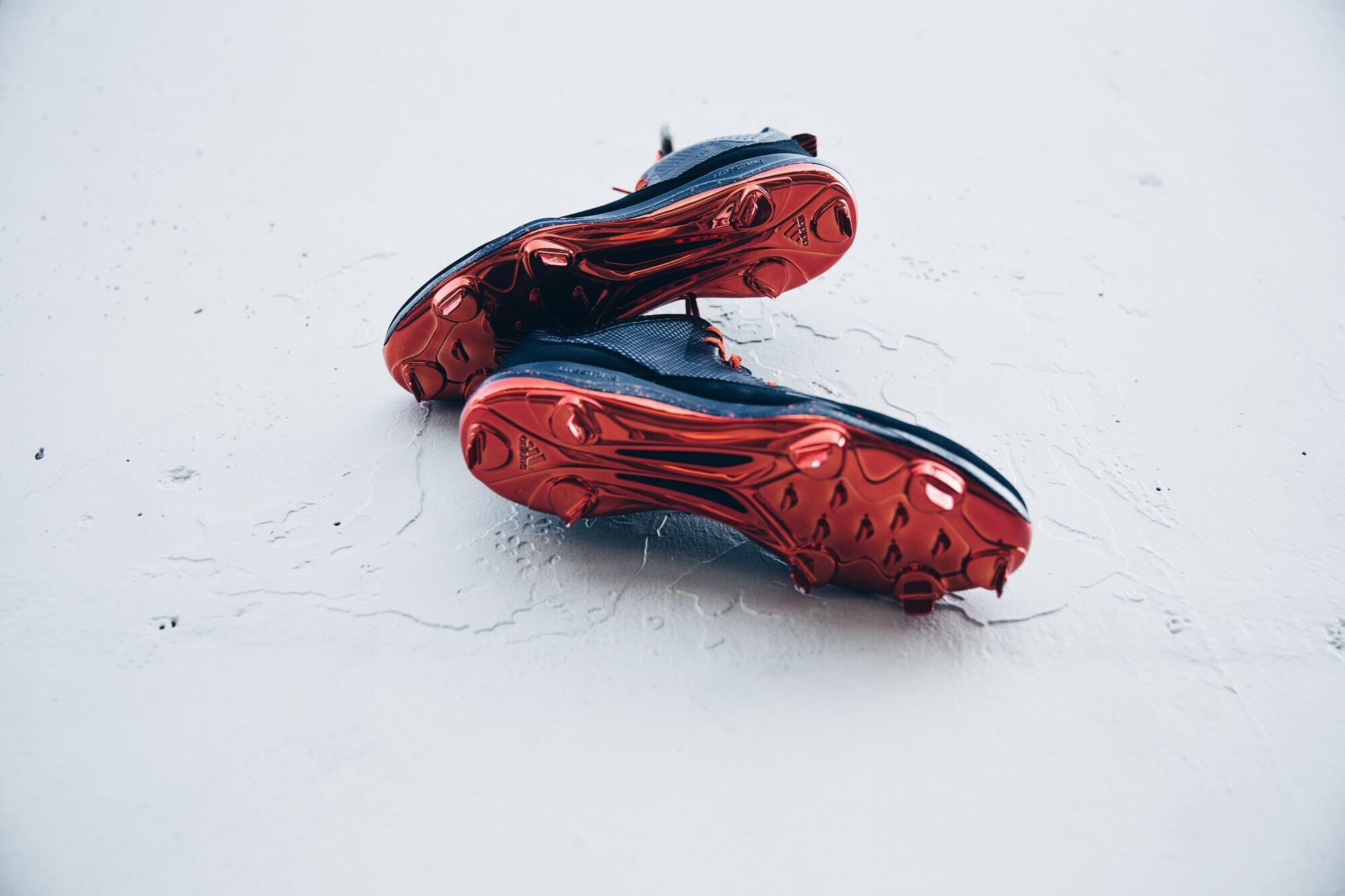 Justin Upton adidas Cleats 3