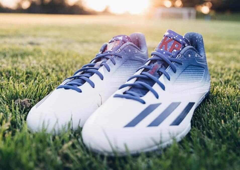 Kevin Pillar adidas Afterburner 2.0 Cleats