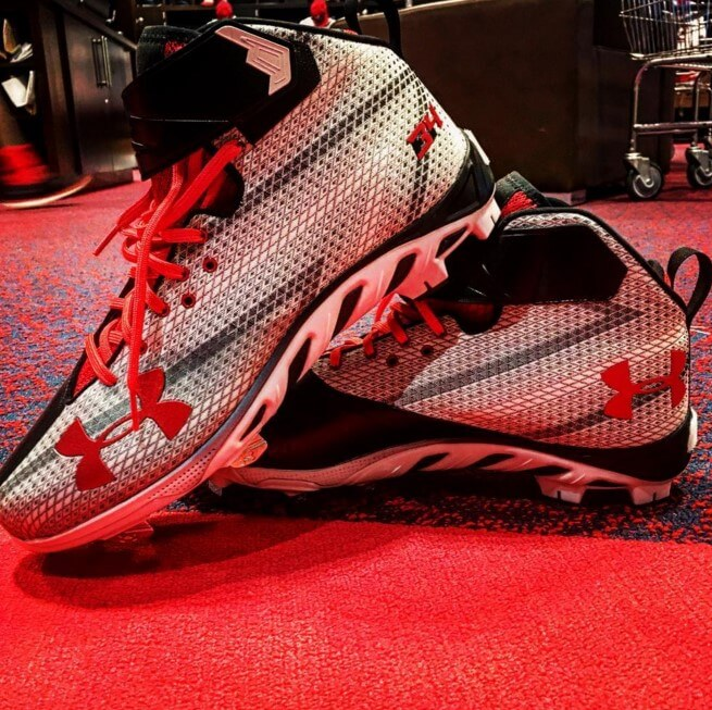 Under Armour Harper One White