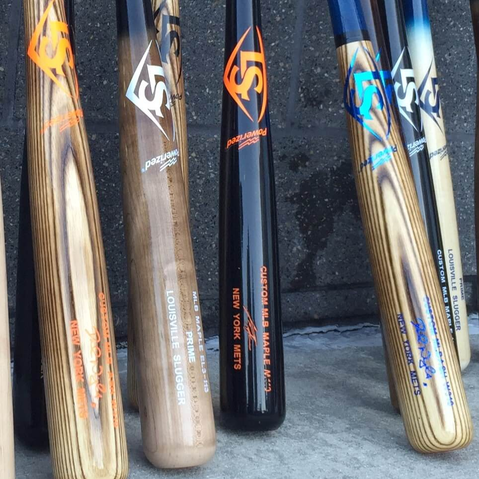 David Wright Louisville Slugger Prime W310 Bats